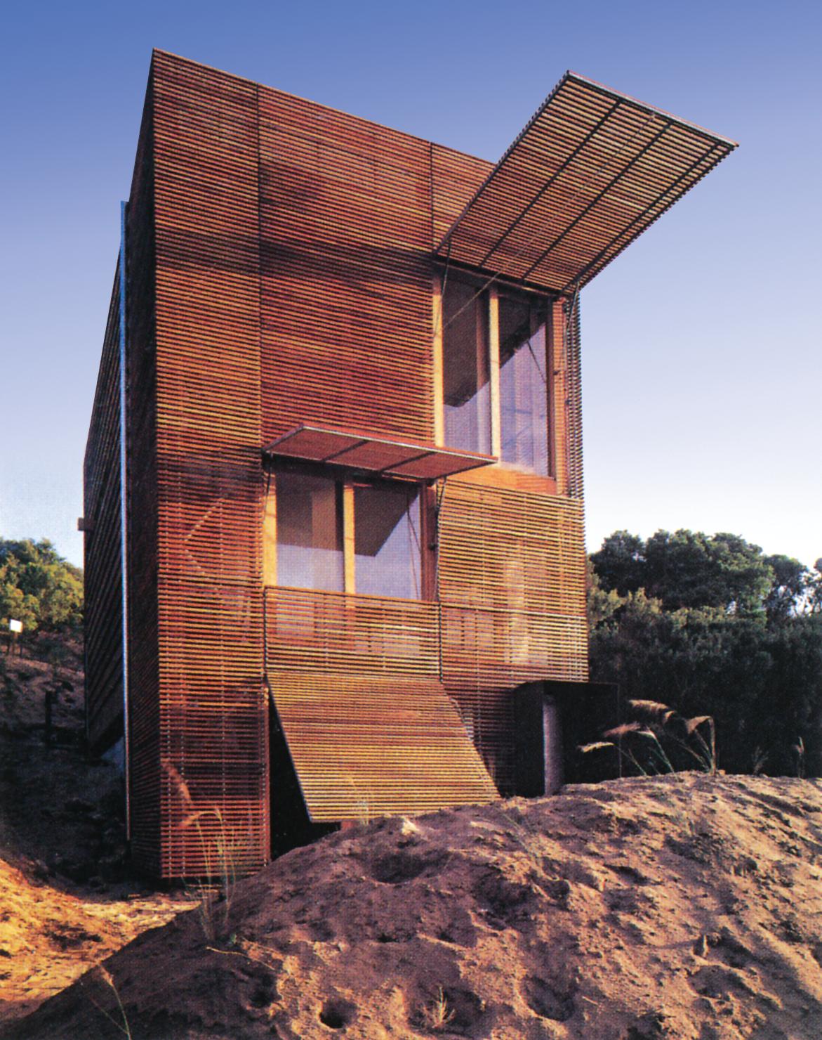 گروه معماران اِس.جی.اِی-شان گادسِل، خانهی کارتِر تاکِر؛ ویکتوریا، استرالیا، 2000