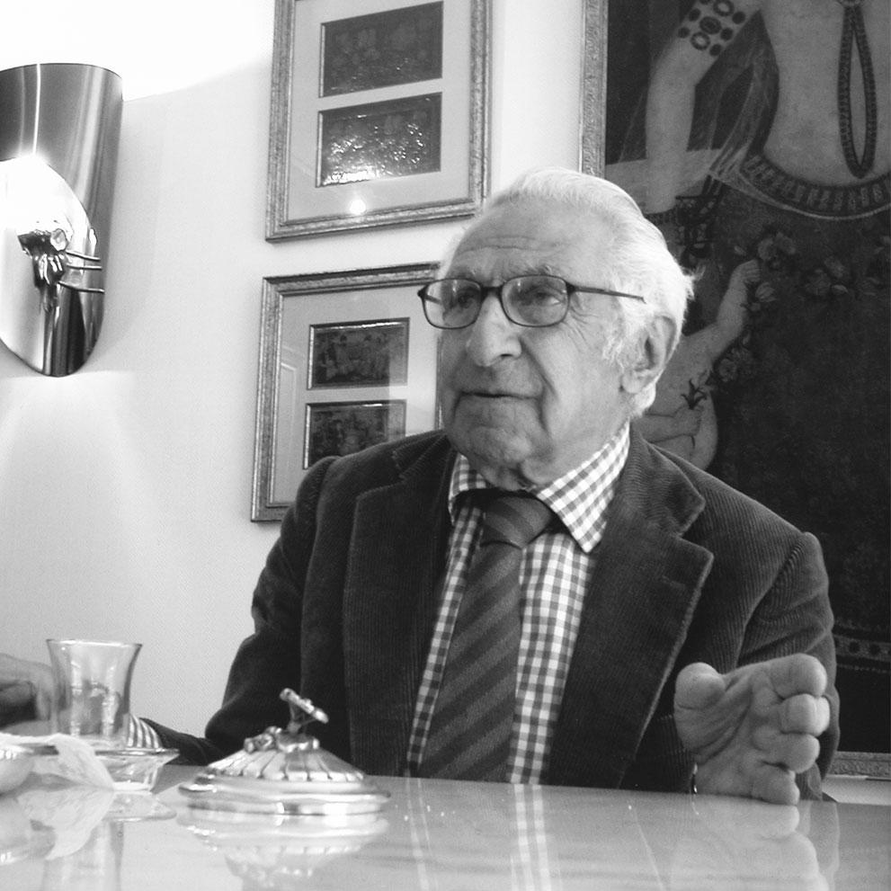عبدالعزیز فرمانفرماییان، پدر مهندسین مشاور ایران