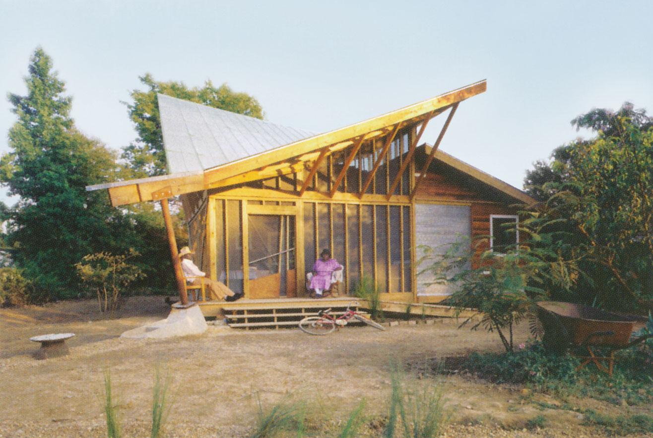 ساموئل ماکبی-استودیو رورال، خانهی هریس باترفلای؛ آلاباما، 1997