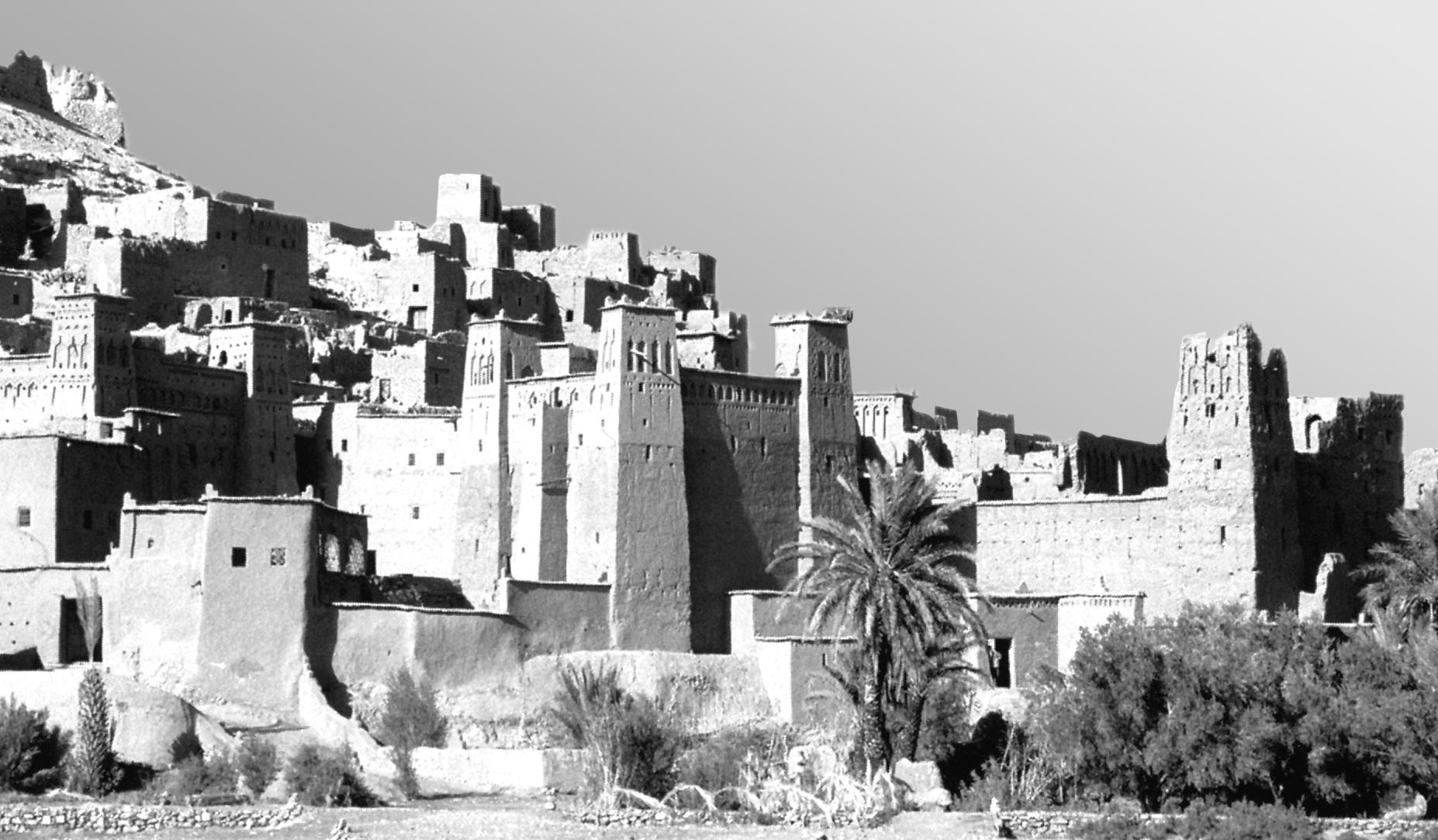 شهر قلعه ای درّه ی درا، مراکش