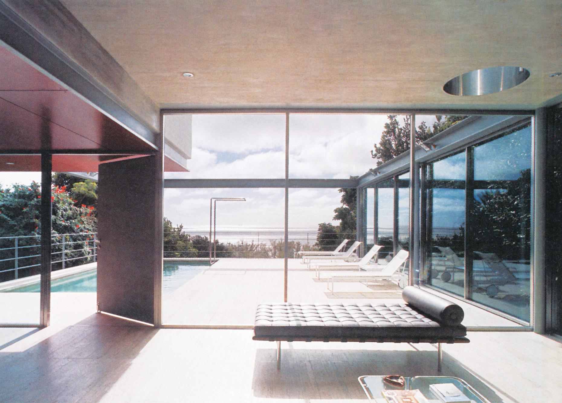 ماتیاس کلوتز، خانهی پونس؛ بوینوس آیرس، برزیل، 2003