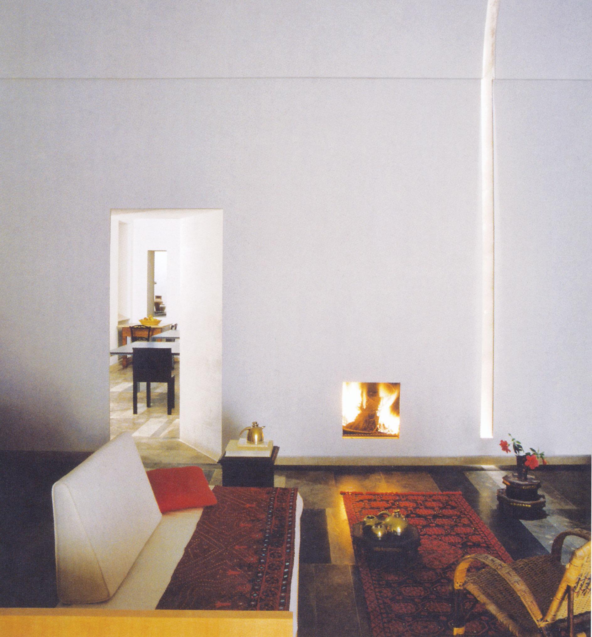 شرکت معماران لاتسارینی پیکِرینگ، ویلا سیپیونه؛ سیسیل، ایتالیا، 1995