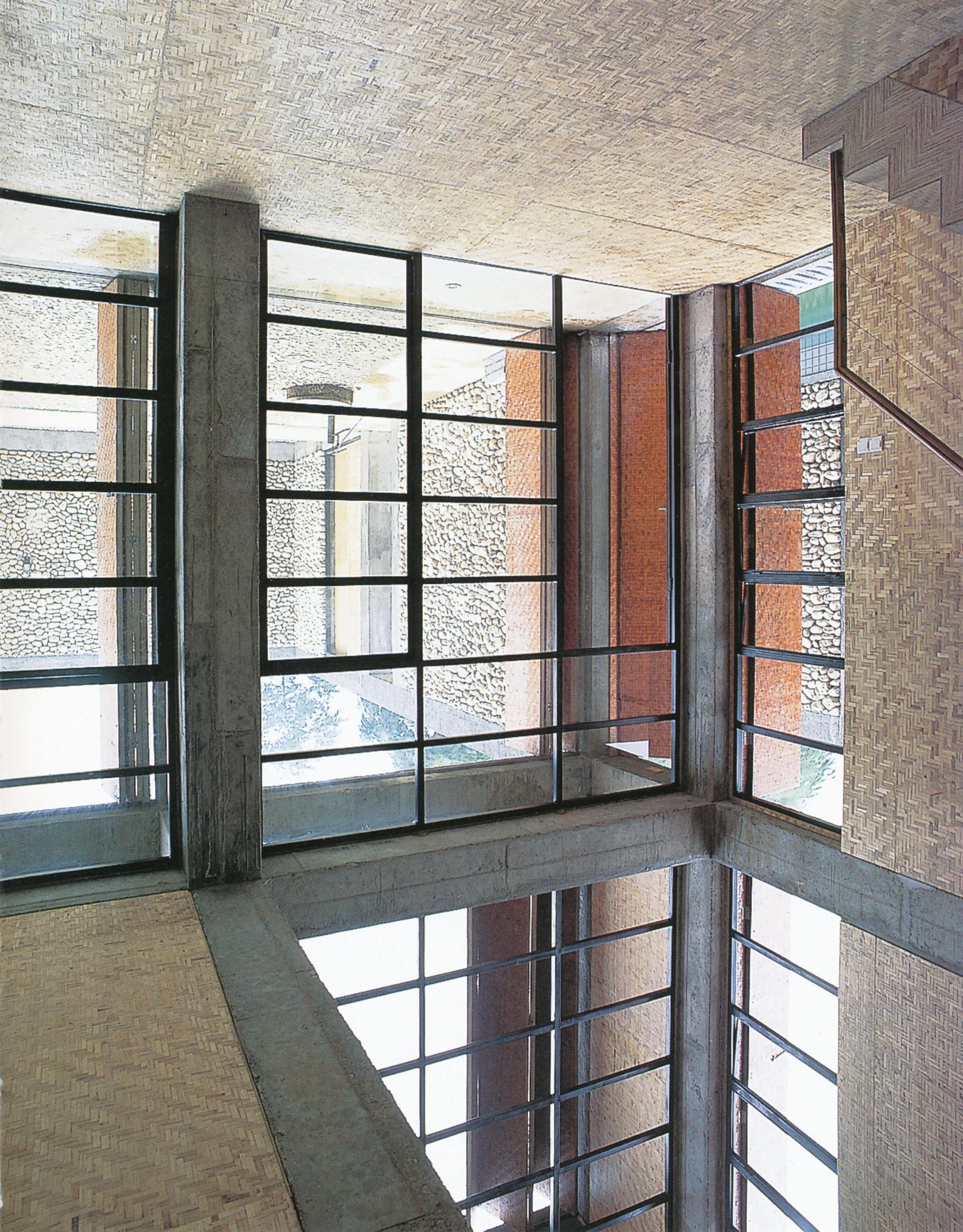 شرکت معماری مادا اس.پی.اِی.ام.، خانهی پدر در کوهستان جِید؛ چین، 2003