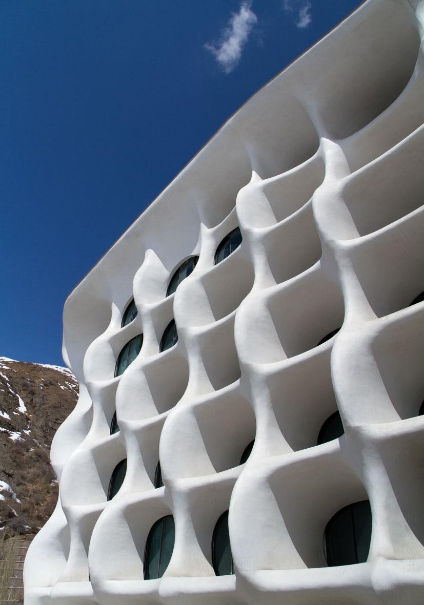 اقامتگاه بارین در شمشک (شرکت طرح و ساخت ریرا)، 2011