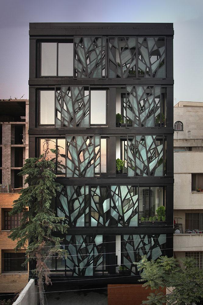 پروژهی دانیال، دفتر معماری تداوم پویا (رضا صیادیان، سارا کلانتری و حمیدرضا رزم آریا)