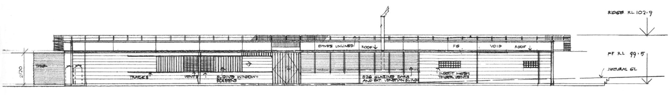 شرکت معماری گلِن مِرکات، خانهی فلِچِر پِیج؛ نیو ساوثوِلز، استرالیا، 1998