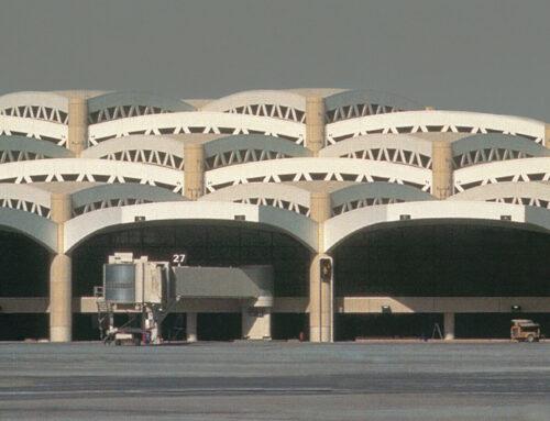 فرودگاه بینالمللی سلطان خالد