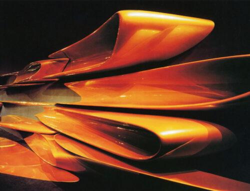 تَلماسه گالریهای دیوید گیل، با همکاری پاتریک شوماخر، 2007