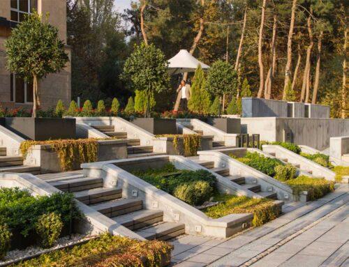 باغ بهشت اثر دفتر طراحی نارون