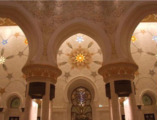 مسجد شیخ زاید / ابوظبی