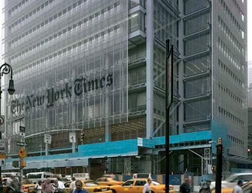 ساختمان نیویورک تایمز نیویورک، امریکا، 2000-2008