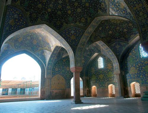 بررسی صور نمادین در معماری مسجد