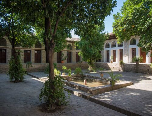 بوتیک هتل هفت پیکر اثر رضا مفاخر